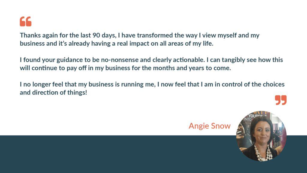 Business coaching Mentor