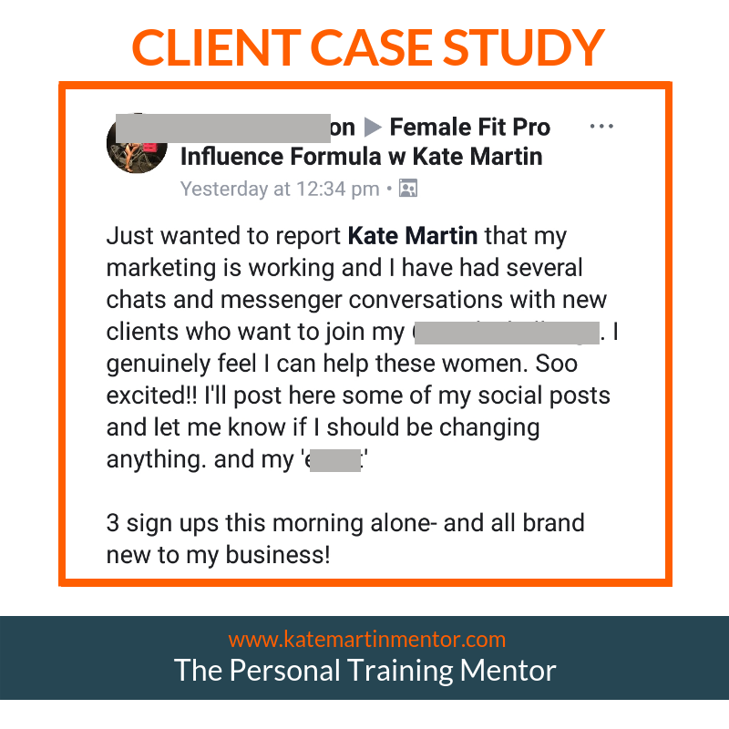 Personal Fitness and Business Coaching