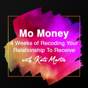 Mo Money 4 Week Course