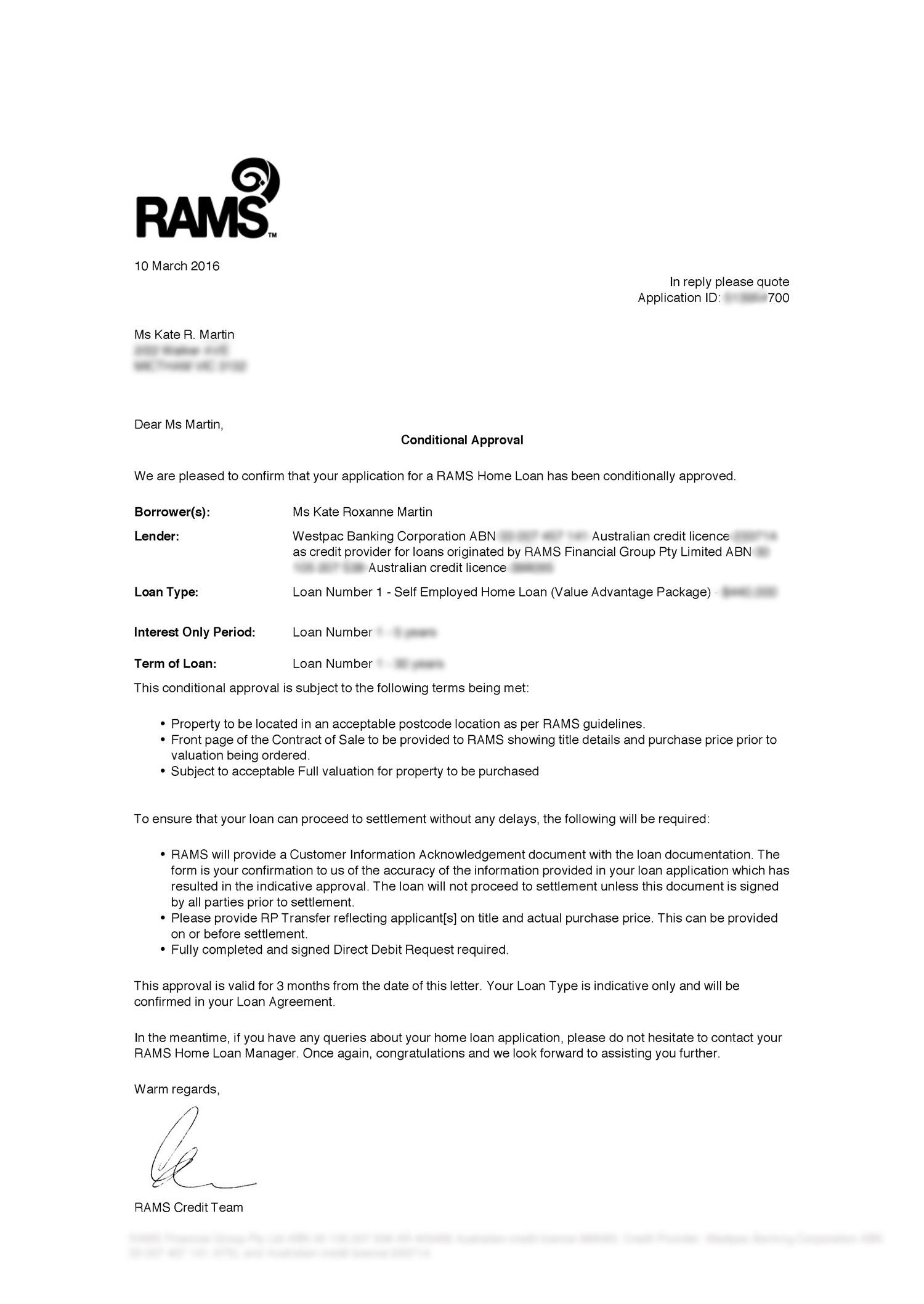 2016 Home Loan Approval
